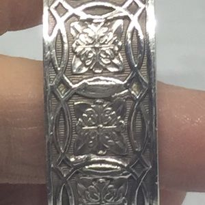 Tiffany's Celtic Maker's Mark Bangle Bracelet